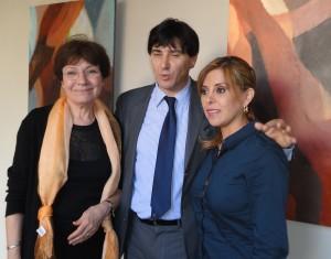 il trio Katalin