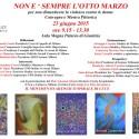 """Mostra """"Non è sempre l'otto marzo"""" aula Magna Tribunale di Milano – 23 giugno 2015"""