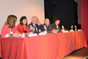 Con l'avv. Silvia Belloni, il dottt. Fabio Roia,il dott. Amos Nannini e il prof. Giorgio Grasso