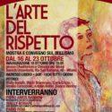 L'Arte del Rispetto- mostra sul bullismo Soc. Umanitaria di Milano 18-23 ott. 2016